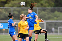 Blair Currie of Southern during the Handa Women's Premiership - Capital Football v Southern United at Petone Memorial Park, Wellington on Saturday 7 November 2020.<br /> Copyright photo: Masanori Udagawa /  www.photosport.nz