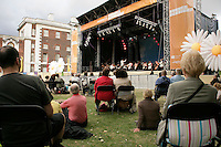 The Greenwich Festival 2010: Royal Philharmonic Orchestra plays for Summer Sessions