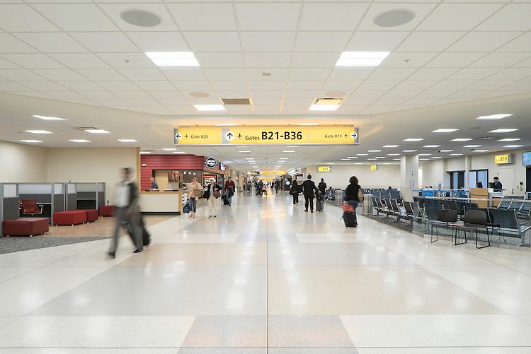 John Glenn International Airport Concourses B & C | Gilbane Building Company