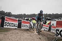 Michael Vanthourenhout (BEL/Marlux-NapoleonGames)<br /> <br /> elite men's race<br /> Krawatencross Lille 2017