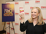 Susan Stroman attends the Meet & Greet for the Manhattan Theatre Club's Broadway Premiere of 'Prince of Broadway' at the MTC Studios on July 20, 2017 in New York City.
