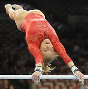 Arkansas gymnastics NCAA Regional 4/1/2017