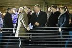 Andy Cameron and Graham Wallace at Station Park