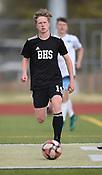 Bentonville vs Har-Ber Boys Soccer - April 12, 2019