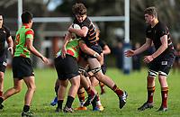 1st XV pre season, Kings College v Aorere College, Kings College, Auckland, Saturday 6 June 2020. Photo: Simon Watts/www.bwmedia.co.nz