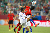 Mexico vs Chile, Sept. 6, 2014