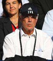 Former German football superstar Franz Beckenbauer..FIFA U17 Women's World Cup, Semi Final, Germany v USA, QEII Stadium, Christchurch, New Zealand, Thursday 13 November 2008. Photo: Renee McKay/PHOTOSPORT