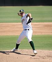 James Simmons / Oakland Athletics 2008 Instructional League..Photo by:  Bill Mitchell/Four Seam Images
