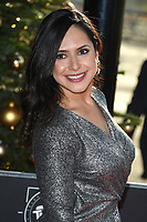 Nazaneen Ghaffar<br /> arriving for the TRIC Christmas Party, Grosvenor House Hotel, London.<br /> <br /> <br /> ©Ash Knotek  D3362  12/12/2017