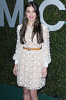 BEVERLY HILLS, CA, USA - OCTOBER 02: Hailee Steinfeld arrives at Michael Kors Launch Of Claiborne Swanson Franks's 'Young Hollywood' Book held at a Private Residence on October 2, 2014 in Beverly Hills, California, United States. (Photo by Xavier Collin/Celebrity Monitor)