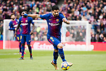 Luis Suarez of FC Barcelona in action during the La Liga 2017-18 match between FC Barcelona and RC Celta de Vigo at Camp Nou Stadium on 02 December 2017 in Barcelona, Spain. Photo by Vicens Gimenez / Power Sport Images