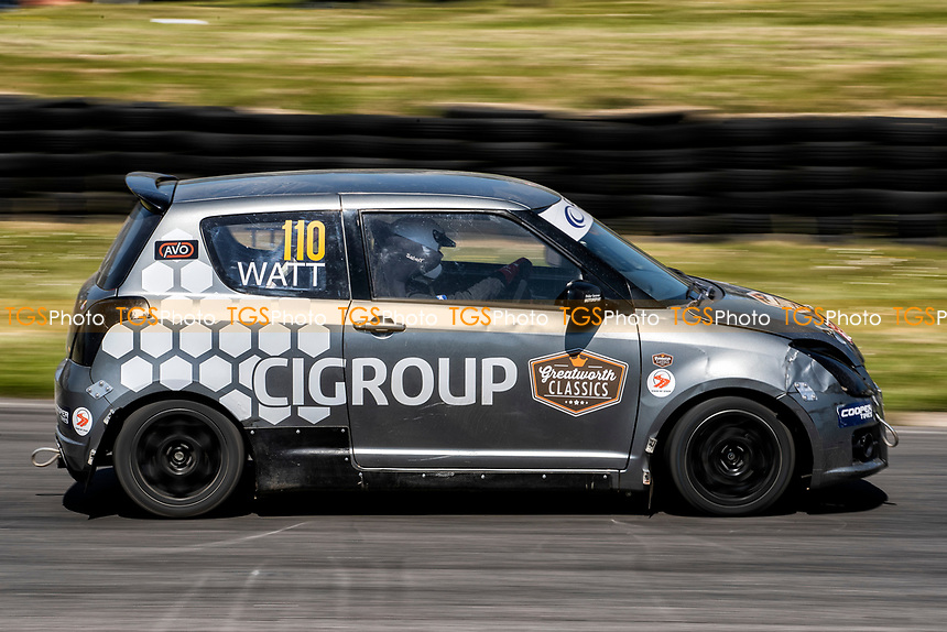 Max Watt, Suzuki Swift Junior during the 5 Nations BRX Championship at Lydden Hill Race Circuit on 31st May 2021