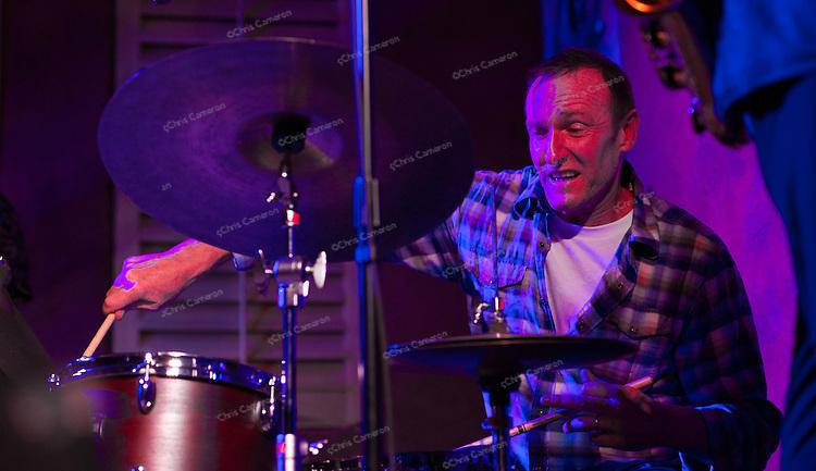 Alan Jones plays the Alan Jones Canadian All Stars Sextet show at IronWorks, June 25, 2013 in the TD Vancouver International Jazz Festival