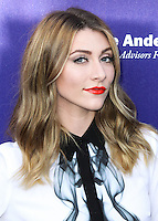 BRENTWOOD, LOS ANGELES, CA, USA - JUNE 07: Amy Renee Heidemann, Karmin at the 13th Annual Chrysalis Butterfly Ball held at Brentwood County Estates on June 7, 2014 in Brentwood, Los Angeles, California, United States. (Photo by Xavier Collin/Celebrity Monitor)