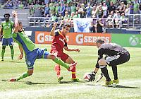 Seattle Sounders vs Real Salt Lake, May 31, 2014