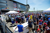 Harrison, New Jersey - Sunday, June 1, 2014: The USMNT defeat Turkey 2-1 during an International friendly game at Red Bull arena.