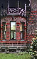Hartford: Twain House, 1874. Photo '91.