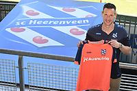 VOETBAL: HEERENVEEN: 31 07-2020, Abe Lenstra Stadion, SC Heerenveen keeper Erwin Mulder, ©foto Martin de Jong