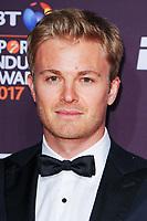 Nico Rosberg<br /> at the BT Sport Industry Awards 2017 at Battersea Evolution, London. <br /> <br /> <br /> ©Ash Knotek  D3259  27/04/2017