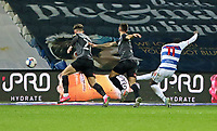 EDIT: second goal scored for Queens Park Rangers by Bright Osayi-Samuel of Queens Park Rangers during Queens Park Rangers vs Rotherham United, Sky Bet EFL Championship Football at The Kiyan Prince Foundation Stadium on 24th November 2020