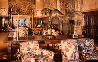 Hearst Castle: Assembly Room  (Finley-Holiday Films)