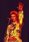 David Bowie 1973<br /> © Chris Walter