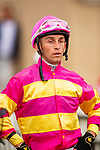 JULY 24, 2021 Kyle Frey at  the San Clemente Stakes at the Del Mar Fairgrounds in Del Mar, California on July 24, 2021. Evers/Eclipse Sportswire/CSM