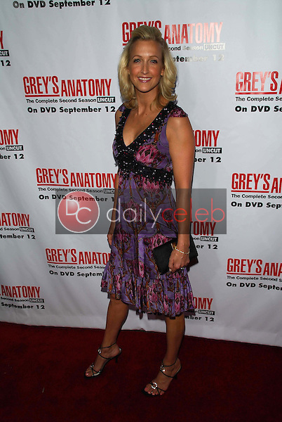 "Lara Spencer<br /> At the ""Grey's Anatomy"" Season 2 DVD Launch Party. Social, Hollywood, CA. 09-05-06<br /> David Edwards/DailyCeleb.Com 818-249-4998"