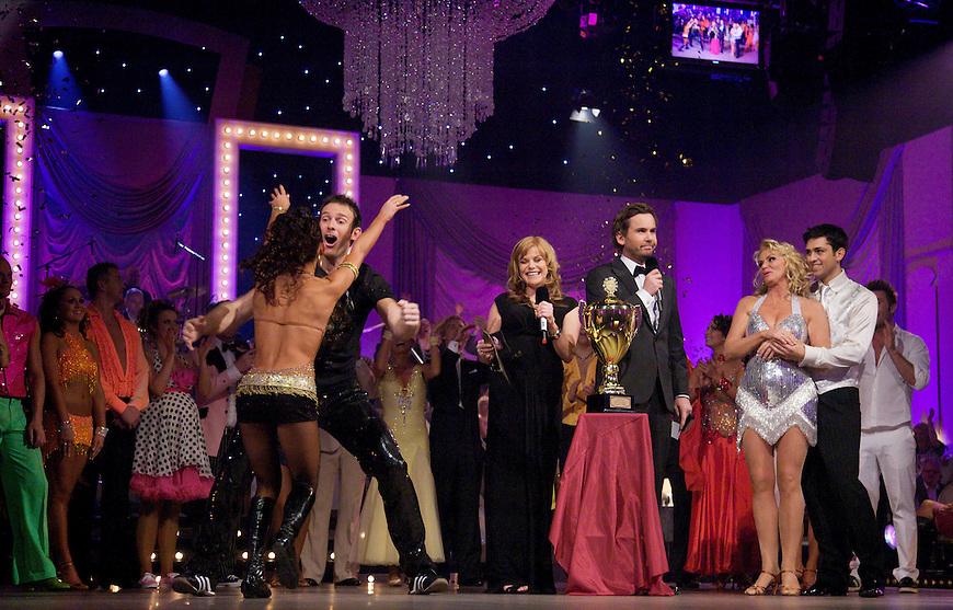 Oslo, 20091121. Skal vi danse, finalen.