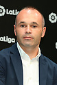 Andres Iniesta appointed as official icon of La Liga