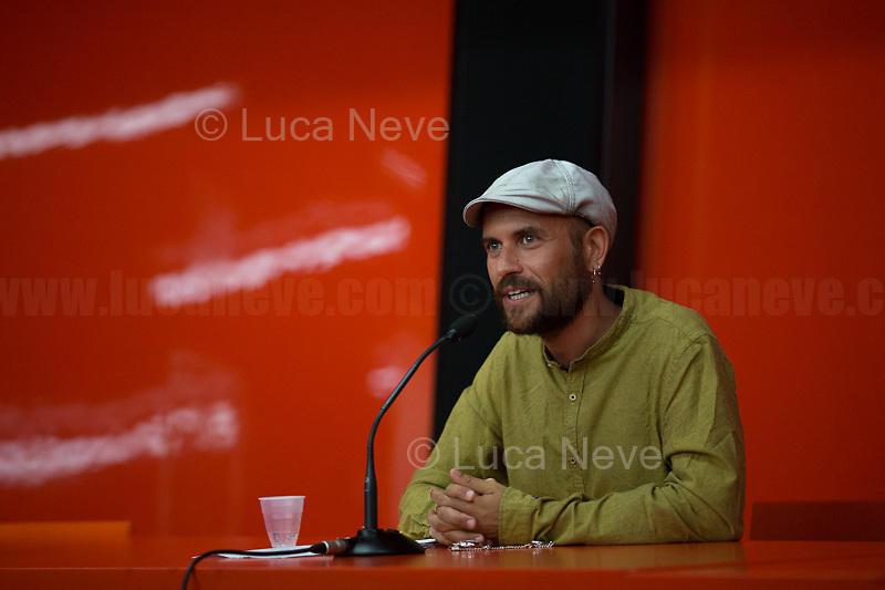 """Rome, 19/06/2019. Today, MACRO Asilo (Museum of Contemporary Art of Rome, 1.) presented the Lectio Magistralis, """"Abitare illegale, Etnografia del vivere ai margini in Occidente"""" (Illegal Living 