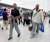 USA Men leave for World Cup May 30 2010