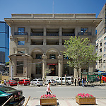 HSBC's Former Office In Dalian (Dalny/Dairen).  During the 1920's, B&S Leased A Flat On The Second Floor As Residence For Their Agent.