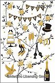Kate, WEDDING, HOCHZEIT, BODA, valentine, Valentin, paintings+++++Wedding tree revised,GBKM446,#W#,#V#, EVERYDAY
