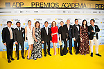 All the jury attends the photocall of the IX Gala Perfume Academy Awards at Madrid Casino in Madrid. April 26, 2016. (ALTERPHOTOS/Borja B.Hojas)