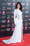 Penelope Cruz attends red carpet of Goya Cinema Awards 2018 at Madrid Marriott Auditorium in Madrid , Spain. February 03, 2018. (ALTERPHOTOS/Borja B.Hojas)