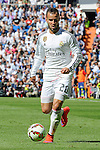 Real Madrid´s Jese Rodriguez during 2014-15 La Liga match between Real Madrid and Eibar at Santiago Bernabeu stadium in Madrid, Spain. April 11, 2015. (ALTERPHOTOS/Luis Fernandez)