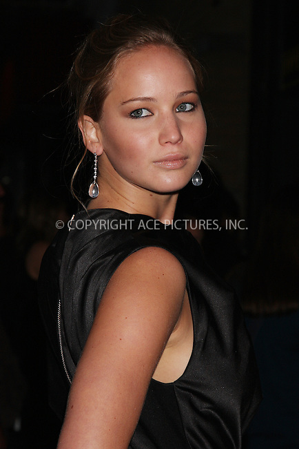 WWW.ACEPIXS.COM . . . . .  ....September 16 2009, New York City....Jennifer Lawrence arriving at 'The Burning Plain' screening at Sunshine Cinema on September 16, 2009 in New York City.....Please byline: AJ SOKLANER - ACE PICTURES.... *** ***..Ace Pictures, Inc:  ..tel: (212) 243 8787 or (646) 769 0430..e-mail: info@acepixs.com..web: http://www.acepixs.com