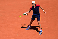 30th May 2021; Roland Garros, Paris, France; French Open Tennis championships, day 1;  Pablo Andujar Esp