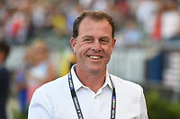 Carson, CA - Thursday August 03, 2017: Alen Stajcic during a 2017 Tournament of Nations match between the women's national teams of Australia (AUS) and Brazil (BRA) at the StubHub Center.