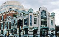 London: Michelin Building, South Kensington. F. Espinasse, 1905-10; Conran Roche, 1985-88. Photo '05.