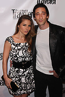 New York, New York 04-17-08 Adrien Brody & Eisa Pataky, Conde Nast Traveler 8th Annual Hot List Party