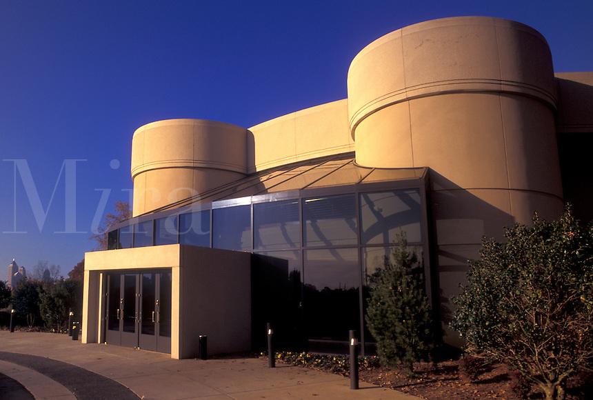 Atlanta, GA, Georgia, Jimmy Carter Presidential Library & Museum at the Carter Presidential Center