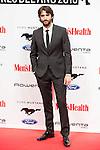 Aitor Luna attends to the delivery of the Men'sHealth awards at Goya Theatre in Madrid, January 28, 2016.<br /> (ALTERPHOTOS/BorjaB.Hojas)