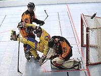 TOULOUSE - FRANCIA: Se realizan en Toulouse Francia los Campeonatos Mundiales de Hockey en Linea en las modalidades de Junior Varones, Damas Mayores, Juvenil Damas y Mayores Varones, con la participación de 24 paises, del 30 de junio al 13 de julio. <br /> Performed in Toulouse France Hockey World Championships Online in the categories of Junior Men, Senior Women, Junior Men and Senior Ladies, with the participation of 24 countries, from 30 June to 13 July. Photos: VizzorImage / Luis Ramirez / Staff.