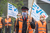 2020/05/19 Berlin | S-Bahn | Protest | EVG