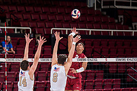 Stanford Volleyball M vs Purdue University Fort Wayne, January 25, 2019