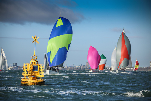 Winter yacht racing could return to Dublin Bay as soon as December 6th if restrictions are lifted