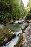 Europe/France/Aquitaine/64/Pyrénées-Atlantiques/Pays-Basque/Sainte-Engrâce: Gorges de Kakouetta,