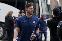 Cary, N.C. - Tuesday March 27, 2018: Alex Bono during an International friendly game between the men's national teams of the United States (USA) and Paraguay (PAR) at Sahlen's Stadium at WakeMed Soccer Park.